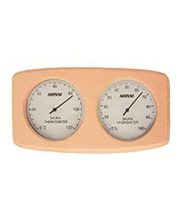 Thermo- et hygromètre